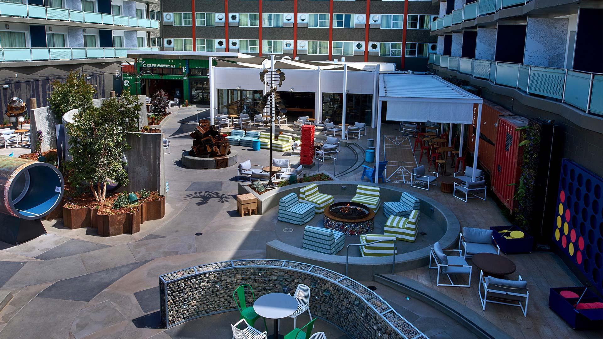 Zephyr Hotel FISHERMAN'S WHARF 1